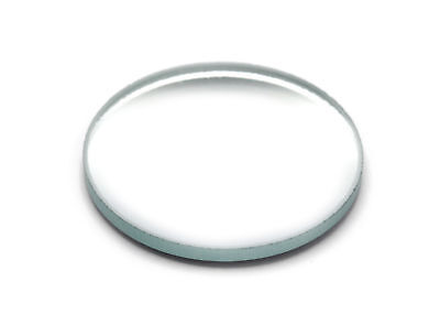 Concave Mirror Glass 38mm Diameter 50mm Focal Length - Eisco Labs