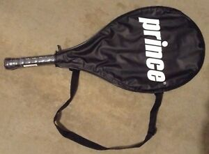 Tennis racquets prince. .  His and hers.  Moving downsizing sale