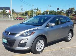 2011 MAZDA CX-7.  Automatic, 124600 kms. Nerang Gold Coast West Preview