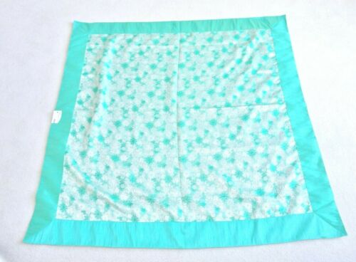 TABLECLOTH TIFFANY BLUE SNOWFLAKES GORGEOUS!