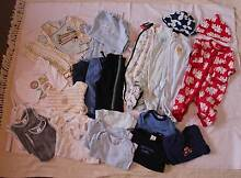 Size 00 Baby Boys Winter Clothing (Pack D) Mansfield Brisbane South East Preview