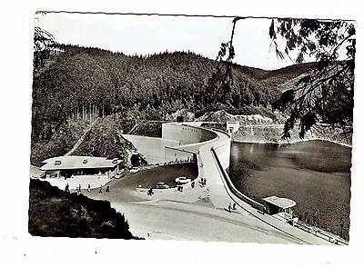 AK Okertalsperre - Staumauer - gelaufen 1962
