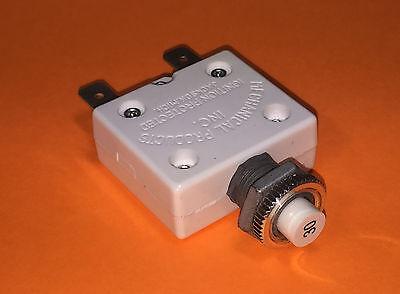 30 Amp Generator Circuit Breaker - Replaces Devilbiss Gs-0026 Or Z-gs-0026
