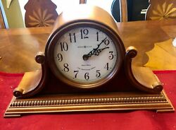 Howard Miller Chiming Mantel clock 77th Anniversary Edition