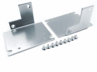 NEW 19in Rackmount Kit for Cisco 1941, ACS-1941-RM-19=, 8 Screws, 2 Brackets (Cisco Mounting Brackets)