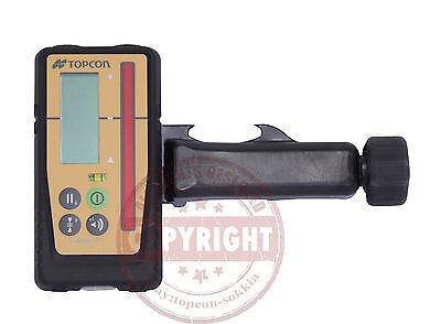 Topcon Ls-100d Laser Level Receiver Wbracketsensordetector