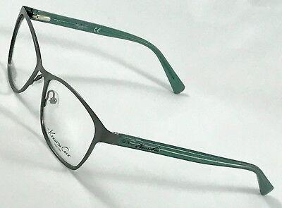 New KENNETH COLE KC0245 009 Women's Eyeglasses Frames 53-16-135