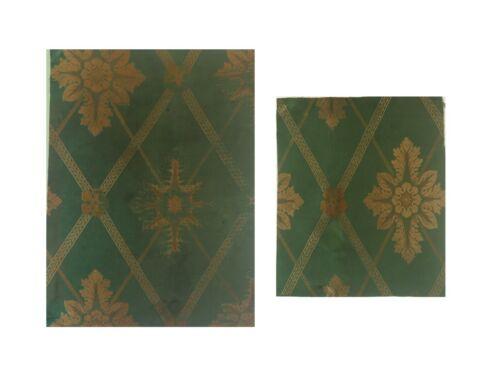 Beautiful 19th C. French Neo-Classic Silk Woven Fabrics  (2626)