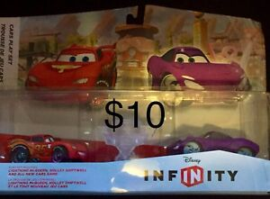 Infinity 1.0 Cars playset