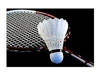 Family badminton club in Gillingham