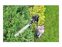 G-Tech HT30 Cordless Pole Hedge Trimmer - 18V - including a Versatile Branch Cutter Attachment