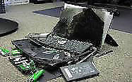 buying your broken laptops, paying up to $200.00 let me know