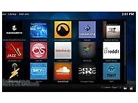Can put kodi on most android divices laptops ipads if jailbroken