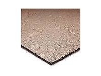 Carpet underlay 6mm Thickness 24 square meters for sale