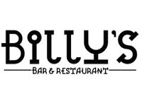 Billy's Bar & Restaurant are seeking a passionate Sous Chef