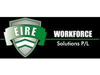 Groundworkers required in Essex