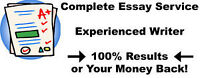 ALL Essays~Universities + High Schools! 10+ Years of Experience