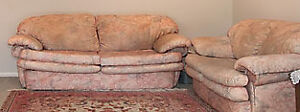Really Comfortable Couches 4 sale GREAT DEAL!!!!!!!!!!!!!!!!!!!