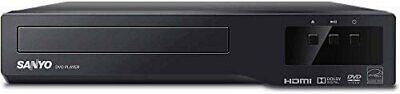 Sanyo FWDP175F DVD Player with Full HD Up-Conversion