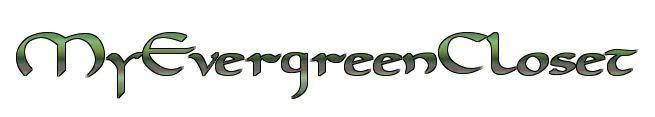 My Evergreen Closet
