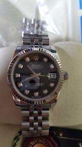 Rolex Datejust 31mm Ladie's watch East Perth Perth City Area Preview