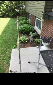 Two straight cymbal stands for $50!!