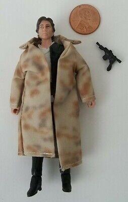 "Loose Star Wars Black Series Walmart Han Solo Endor Coat 3.75"" Action Figure"