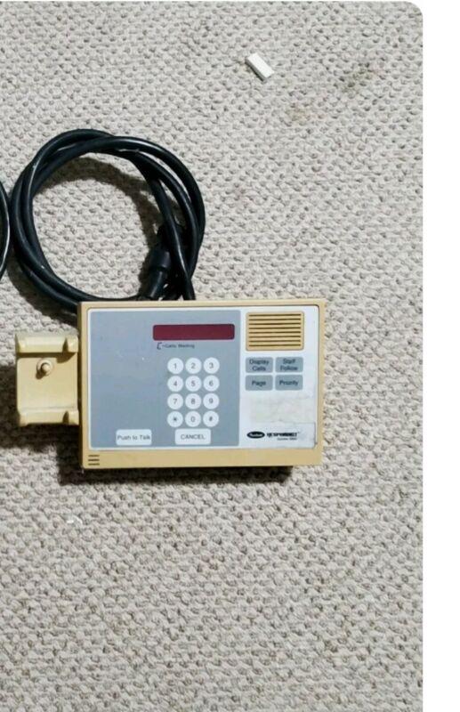 Rauland Borg NCS3010 Nurse Call Master Console. Without handset.