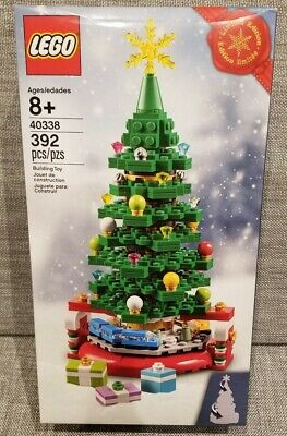 Lego 40338 Limited Edition Christmas Xmas Tree 392 pieces