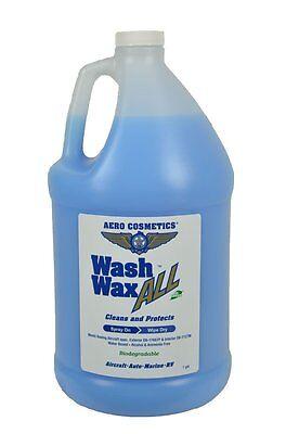 Aero Cosmetics - Aero Cosmetics - Aircraft Wash Wax ALL Cleaner - 1 Gallon - 777G