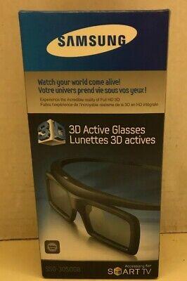 Genuine Samsung SSG-5100GB 3D Active Shutter Glasses 3D TVs SSG5100GB-NEW IN