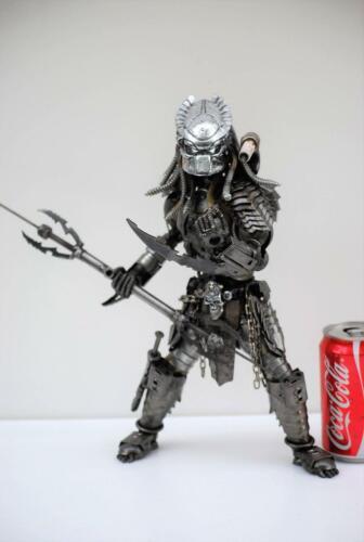 Predator (a3,A) Scrap Metal Sculpture Handmade Gift Cool Christmas Gift For Him