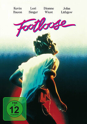 DVD * FOOTLOOSE | KEVIN BACON # NEU OVP =