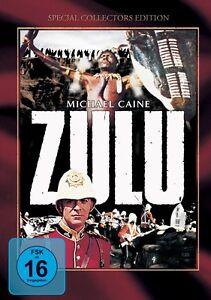 Zulu-Jack-Hawkins-MICHAEL-CAINE-Edicion-Especial-DVD-NUEVO