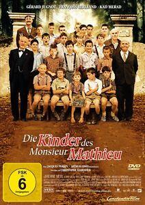 DVD * DIE KINDER DES MONSIEUR MATHIEU - Gérard Jugnot , Kad Merad  # NEU OVP =