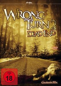 WRONG-TURN-Parte-2-gt-DEAD-END-DVD-nuevo-Horror-Mystery