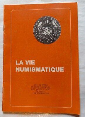 La vie numismatique – 1999 – 8ème livraison