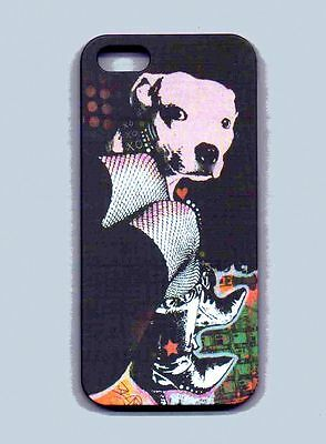 Dean Russo Art Cell Phone Case IPHONE 5/5S GIRLS BEST FRIEND Christmas Gift