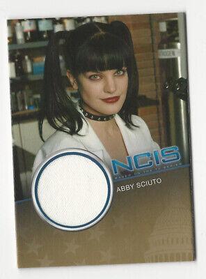Pauley Perrette as Abby Sciuto NCIS Costume Relic Card #CC1 /500