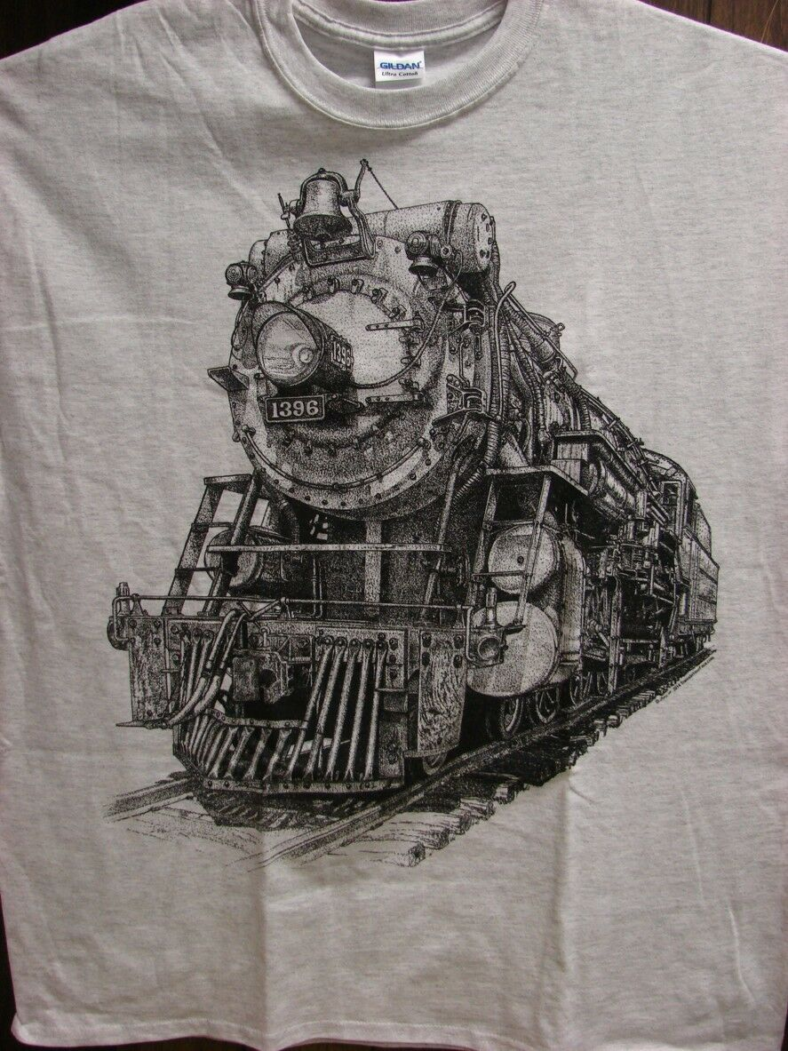 Steam Locomotive T-shirts