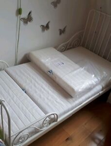 Ikea Minnen Children's Extendable Bed