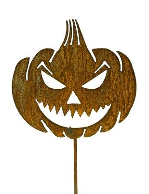 Halloween Decor | Jack O Lantern Pumpkin, Halloween Decorations, Garden Stake