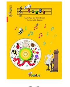 ISO JOLLY PHONICS BOOK WITH CD