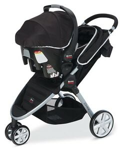 Britax Travel System and accessories