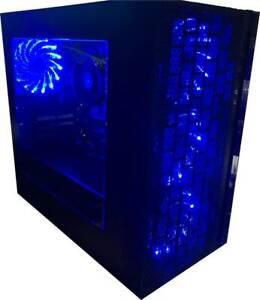 AMD Ryzen Desktop, 8GB RAM, New Motherboard & SSD & Case & Win10 Pro