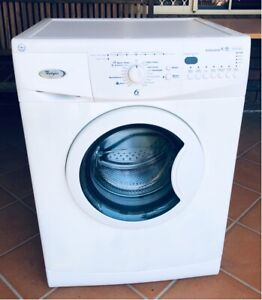 Quality and reliable Whirlpool 7.5kg front loader 12M warranty