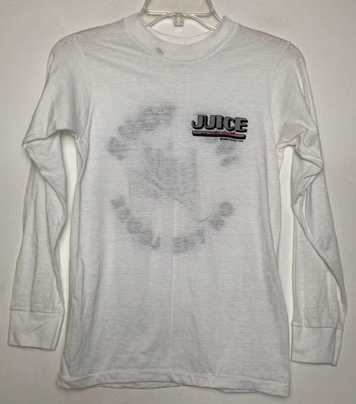 Juice Newton Concert T-Shirt Juice On The Loose 1983 Tour Vintage Size S