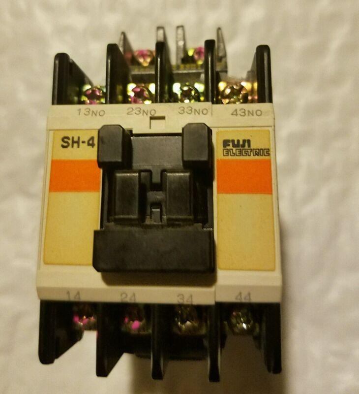 Fuji Electric SH-4 Contactor