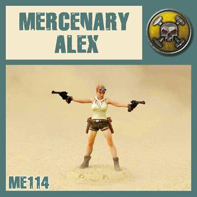 DUST 1947 - Mercenary Alex - Convention Exclusive Edition -=NEW=-