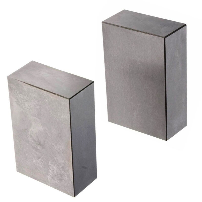 HFS(R) 1 Pair 123 Blocks 1-2-3 Ultra Precision .0002 Hardened Without Holes